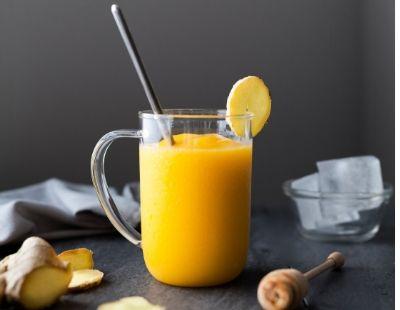 שייק טרופי – בננה תמר מנגו