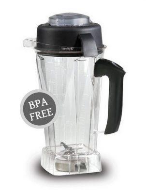 מיכל 2 ליטר לבלנדר ויטמיקס ללא BPA