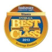 בלנדר ויטמיקס הטוב ביותר בקטגוריה פרס לשנת 2013